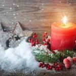 Frohe Weihnachten und ein gesegnetes neues Jahr 2018!