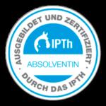 IPTh-Absolventin: ausgebildet und zertifiziert durch das IPTh, Konstanz