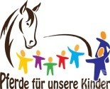 Logo des Vereins Pferde für unsere Kinder e. V.