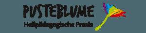 Logo der Heilpädagogischen Praxis Pusteblume
