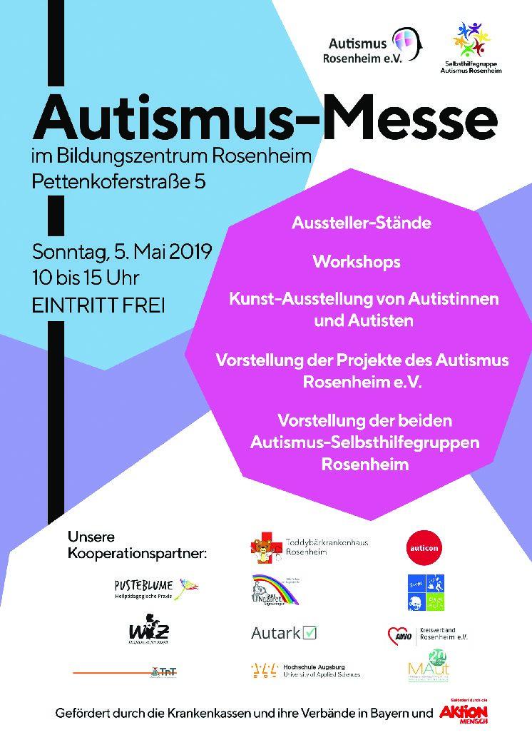 AUTISMUS-MESSE in Rosenheim
